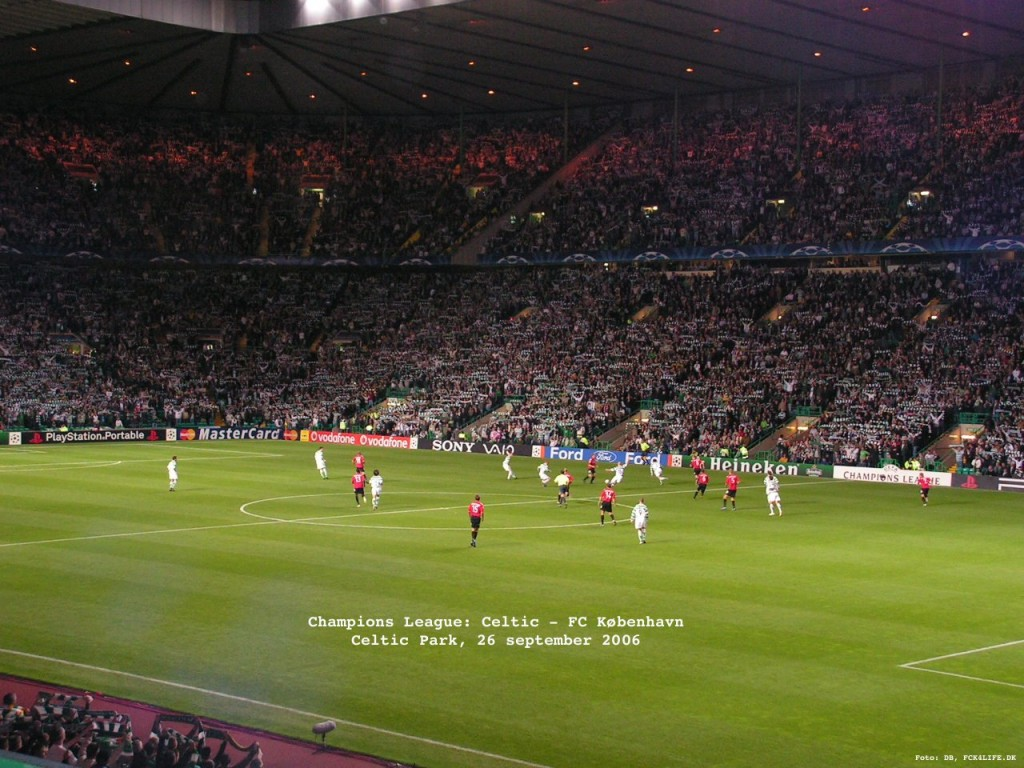 Celtic - FCK 2006